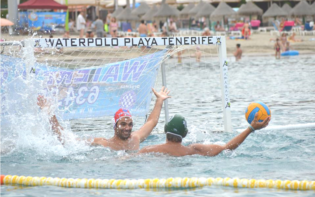 Calendario del VII Torneo Internacional de WaterPolo Playa Isla de Tenerife