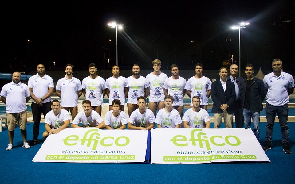 Effico patrocina el Waterpolo Echeyde - CN Mataró