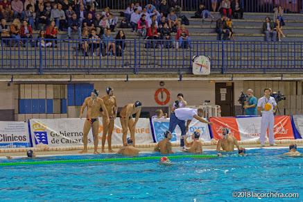 Electro Molina SA, patrocinador del Waterpolo Tenerife Echeyde - CN Sabadell