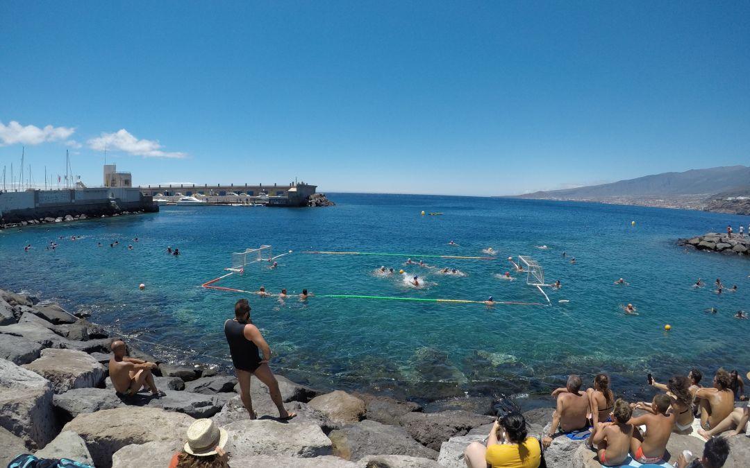 El Boat Team se adjudica una vez más el Torneo de Waterpolo Playa Isla de Tenerife