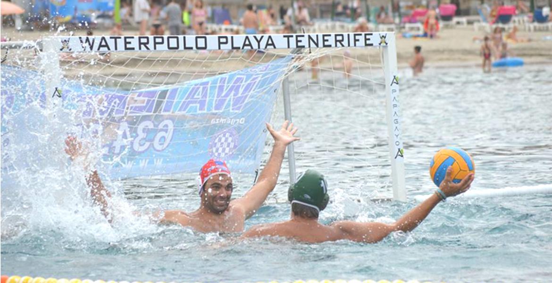 Tenerife: epicentro del waterpolo playa nacional