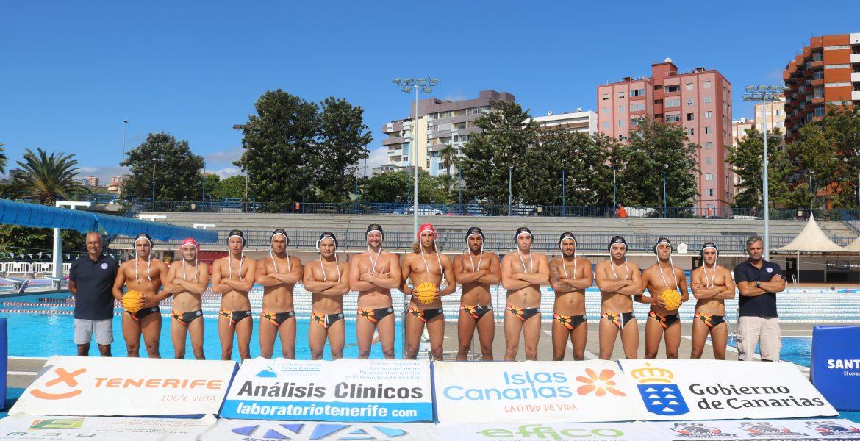 El Waterpolo Tenerife Echeyde presenta un equipo competitivo y con hambre