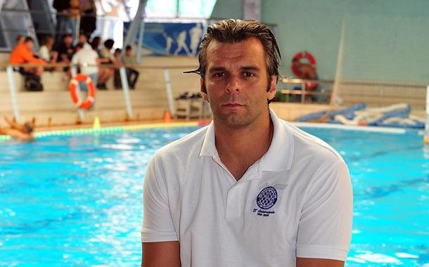 Juan Pablo Sánchez deja de ser entrenador del Waterpolo Tenerife Echeyde