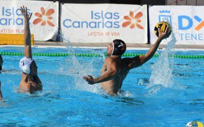 El Waterpolo Tenerife Echeyde sufre una dura derrota frente a un Sabadell que no dio opción a nada