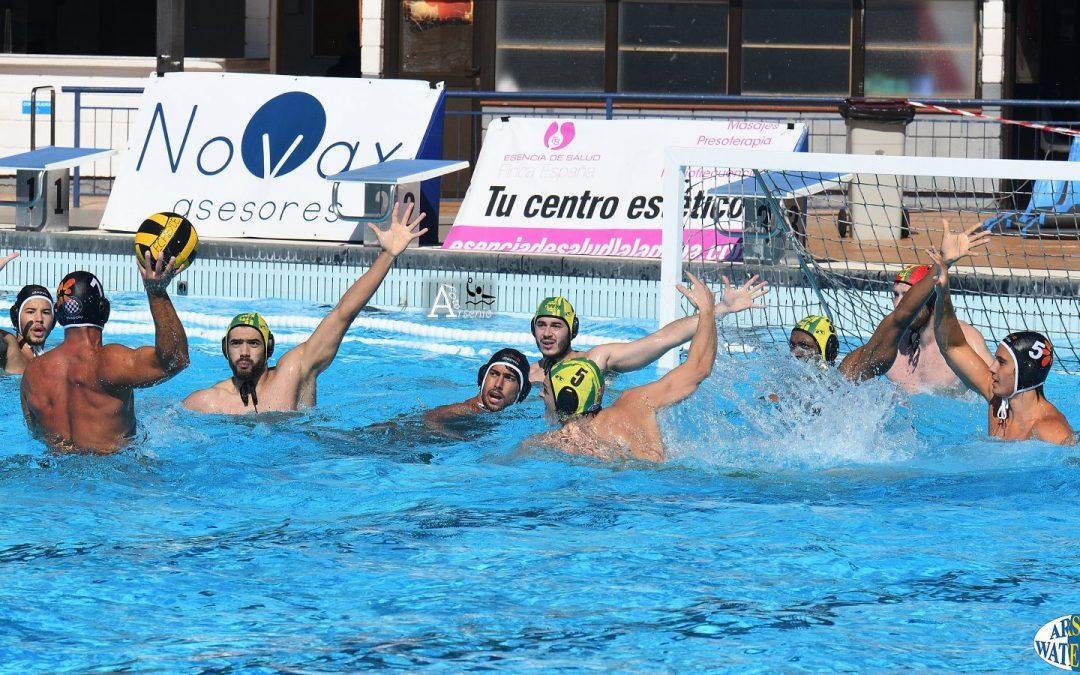 El Waterpolo Tenerife Echeyde vuela hacia la primera victoria de la temporada frente al CW Navarra