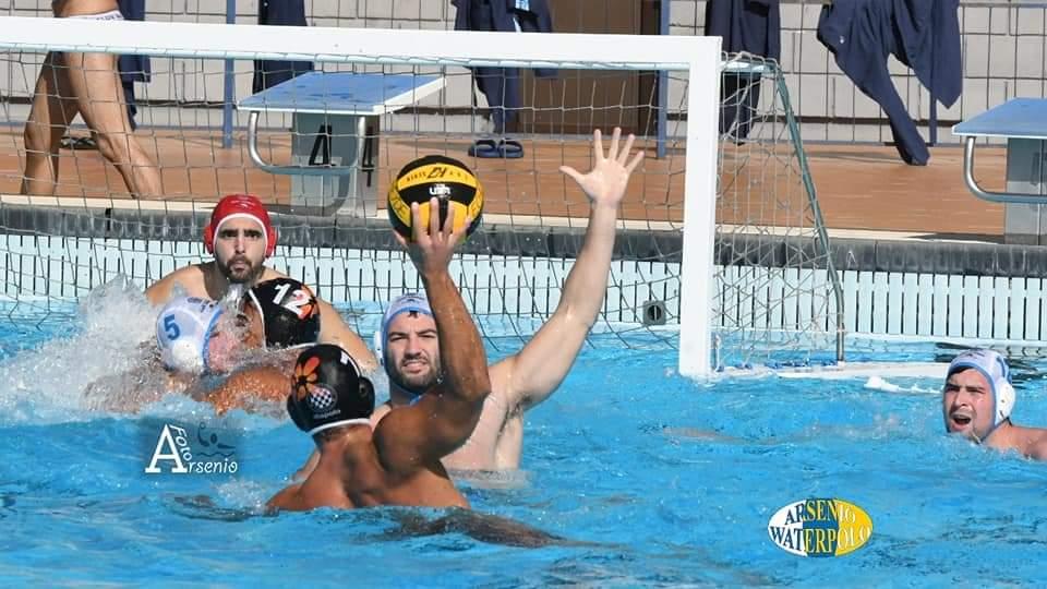 El Waterpolo Tenerife Echeyde cae en el último cuarto en un partido igualado ante el CN Sant Andreu