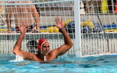 El portero Daniel Darias no continuará en el Waterpolo Tenerife Echeyde por motivos personales