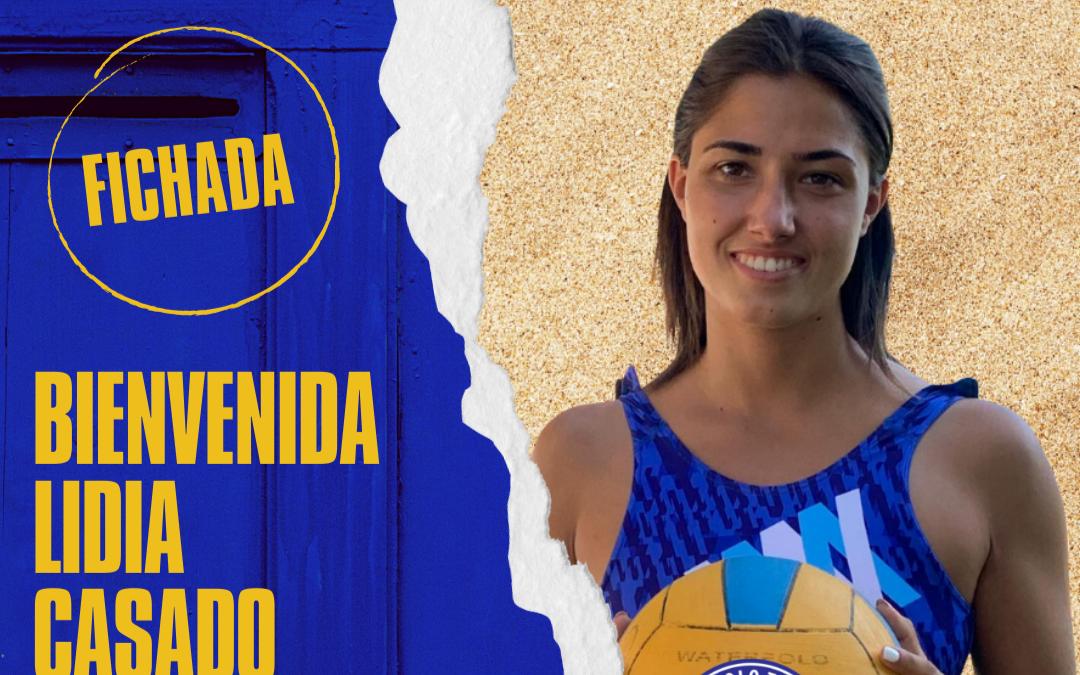 Lidia Casado suma polivalencia y experiencia al Waterpolo Tenerife Echeyde Femenino