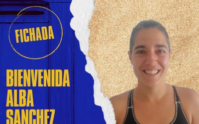 Alba Sánchez vuelve al waterpolo para unirse al Tenerife Echeyde Femenino