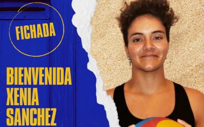Xenia Sánchez regresa al Tenerife Echeyde Femenino para aportar su pasión y juego ofensivo