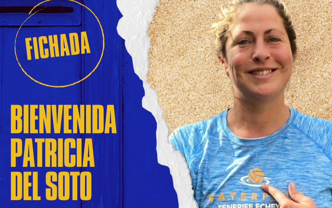 El Tenerife Echeyde ficha a Patricia del Soto, una de las mejores porteras de la historia del waterpolo español