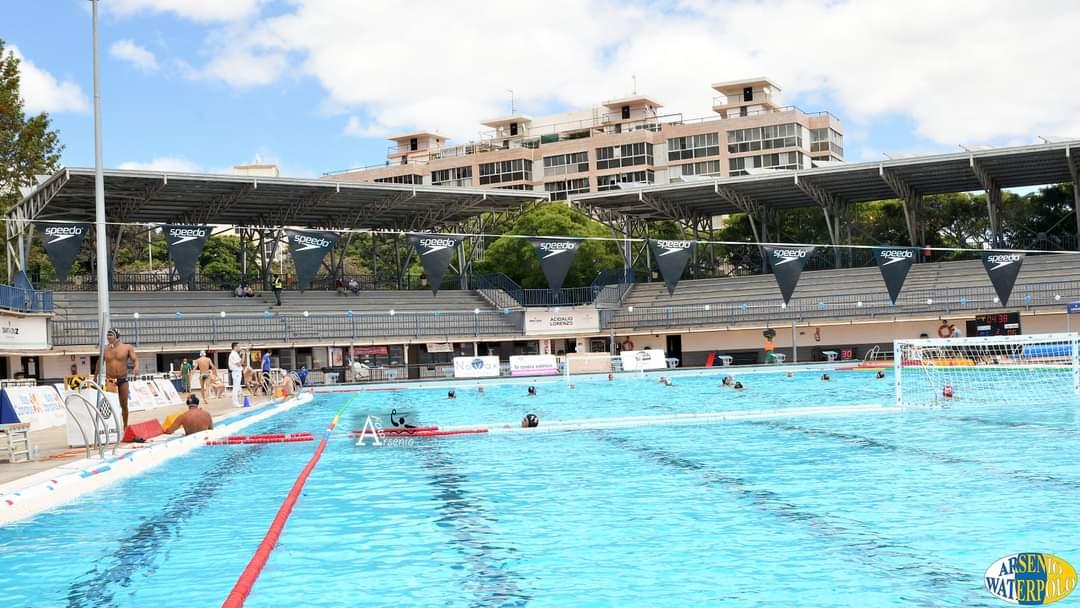 La piscina Acidalio Lorenzo acoge desde mañana viernes el II Torneo Internacional de waterpolo
